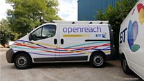 Ofcom: 'Openreach will be legally separate from BT'