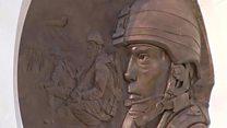 У Лондоні відкрили пам'ятник загиблим в Афганістані та Іраку