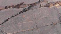 أنا الشاهد: قصص إنسانية ترويها الصخور