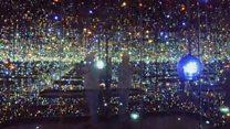 Мистецтво без кінця: безмежні кімнати художниці з Японії