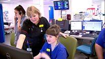 How major trauma centre 'prepares for the worst'