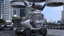 На межі з фантастикою: летюче авто від Airbus