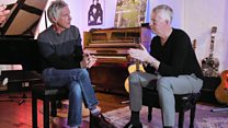 Paul Weller, Duncan Macmillan on City of Glass, Catfight, My Feral Heart