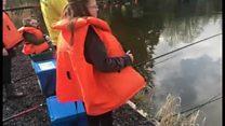 Scheme teaches 2,000 schoolchildren to fish