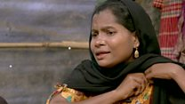 Rohingya woman: 'They tore all my clothes'
