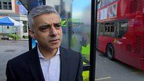 مصاحبه با شهردار لندن؛ طرح ویژه ترافیک برای اتوبوسهای شهری آلاینده هوا