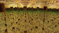 یایوئی کاسوما کے لامتناہی کمرے