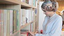 4 نسوة في أربيل يفتتحن مقهى لقراءة الكتب