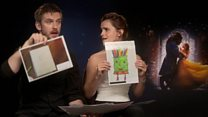 Stars react to your drawings