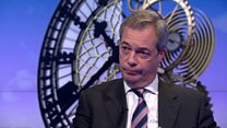Farage: 'I'd probably stand in Thanet again'