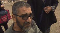 Musul'da 600 bin sivil çatışmaların arasında