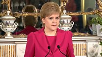 Sturgeon sets likely date of indyref2