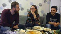 'Why I chose refugees for housemates'