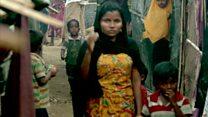 หญิงโรฮิงญาร่ำไห้ ยืนยันถูกทหารพม่าข่มขืนและทำร้ายร่างกาย