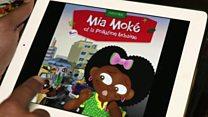 Sénégal : Mia Moké apprend l'écologie aux petits