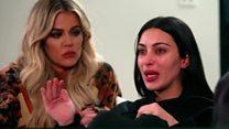 Kardashian: 'That's when I saw the gun'