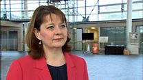 Plaid leader calls for national debate
