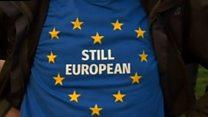 بريطانيا في الطريق للخروج من الاتحاد الأوروبي