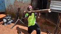 Wakaliwood: Filamu maarufu za Uganda zinavyoandaliwa