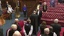 موافقت مجالس بریتانیا با طرح دولت برای خروج از اتحادیه اروپا
