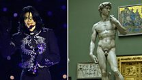 Is Michelangelo like Michael Jackson?