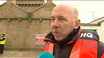Tributes paid to Irish coastguard helicopter pilot who died after a crash off the coast of Mayo