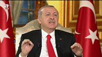 رجب طیب اردوغان از ترک های مقیم هلند خواسته تا به مخالفان او رای ندهند