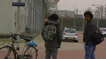 नीदरलैंड्स में शरणार्थियों के लिए एक अनोखी योजना