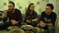 Cómo compartir apartamento ayuda a los refugiados sirios en Amsterdam