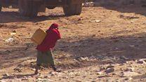 خشکسالی زندگی بیست میلیون نفر در آفریقا و خاورمیانه را در وضع بحرانی قرار داده