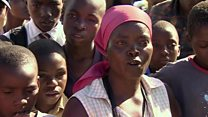 Zimbabwe :  interdiction de frapper les enfants