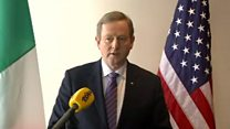Enda Kenny tribute to helicopter pilot
