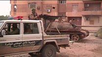 قوات حفتر تستعيد ميناءي راس لانوف والسدر في ليبيا