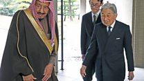 الملك سلمان في الصين ثاني أكبر مستهلك للنفط في العالم