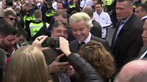 Les néerlandais élisent leurs députés