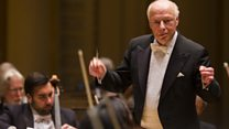Proms 2017: Prom 3: Bernard Haitink conducts Mozart and Schumann