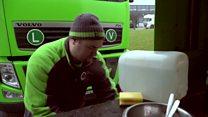 Расследование Би-би-си и ИКЕА: водители месяцами живут в грузовиках