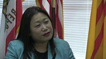 Janet Nguyễn phản đối việc vinh danh Tom Hayden