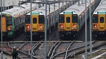 Southern rail passengers give their reaction to Aslef strike deal