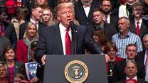 ترامب يدافع عن مرسومه الثاني بشأن الهجرة