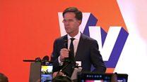"""Les Pays-Bas disent """"stop"""" au populisme"""