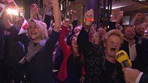 نتیجه انتخابات هلند