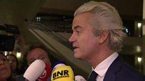 ТВ-новости: Вилдерс проиграл, но его повестка осталась