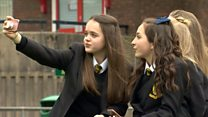 Pupils' report on social media impact