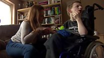 'I can't afford disabled son's school taxi'
