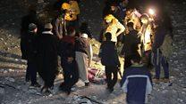 غارة جوية تستهدف مسجداً في حلب