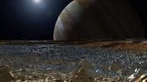 Europa a 'prime target' in search for alien life
