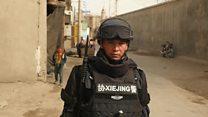 عزم چین برای مقابله با جداییطلبان ایغور