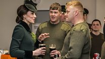 Guinness for royals on St Patrick's Day