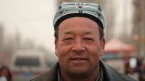 'No beards, no veils': Uighur life in China's Xinjiang